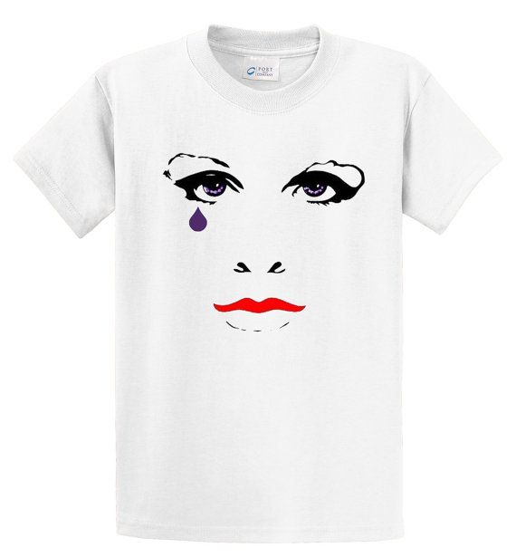 Prince T-Shirt Prince Shirt When doves cry Prince by theshirtzink