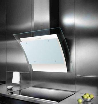 Blanco by Gutmann Adelante Wall Mounted Cooker Hood contemporary-kitchen-hoods-and-vents