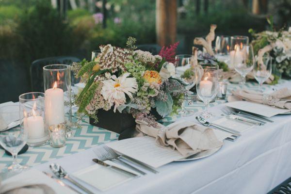 beach wedding ideas via ruffledblog.com