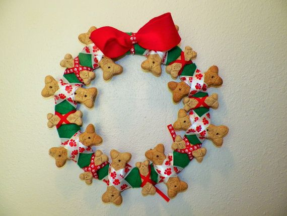 36 Best Dog Themed Wreath Images On Pinterest Dog Wreath