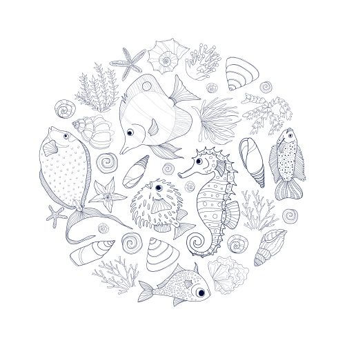 Amazing Free Adult Coloring Pages
