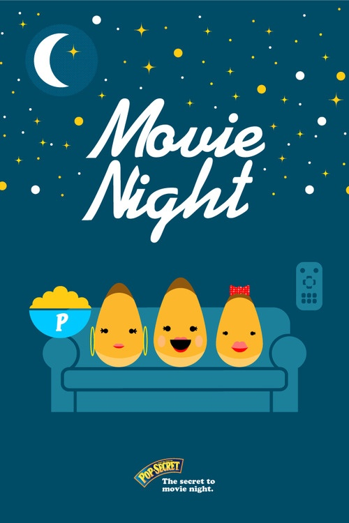 """Five tips and ideas for a """"Movie Night"""" get-together"""