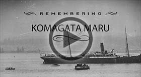 Government of Canada's website on commemorating the 100th anniversary of the Komagata Maru