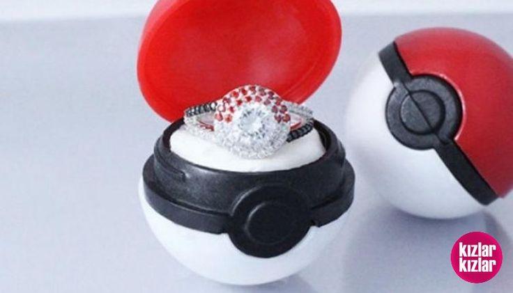 Yaratıcı bir düşünce ile tasarlanmış 10 yüzük kutusu! 😍💍  Detay: http://kizlarkizlar.com/yaratici-bir-dusunce-ile-tasarlanmis-10-yuzuk-kutusu/