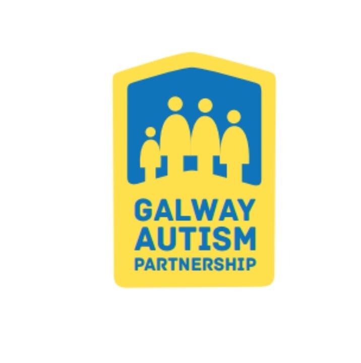 Galway Autism Partnerships new logo.  www.facebook.com/galwayautismpartnership