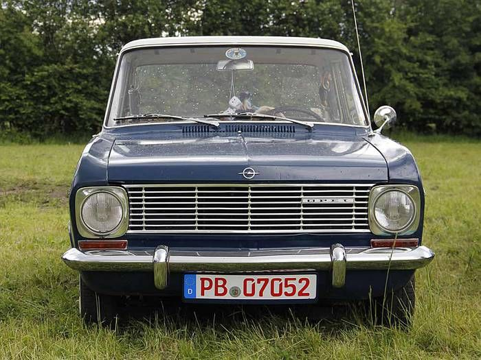 Opel Kadett A. 1964-65 Via Youngtimer Scene magazine (Twitter: @yougtimerscene)