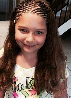 Cute Cornrows For Caucasian Hair Front Cornrows Back