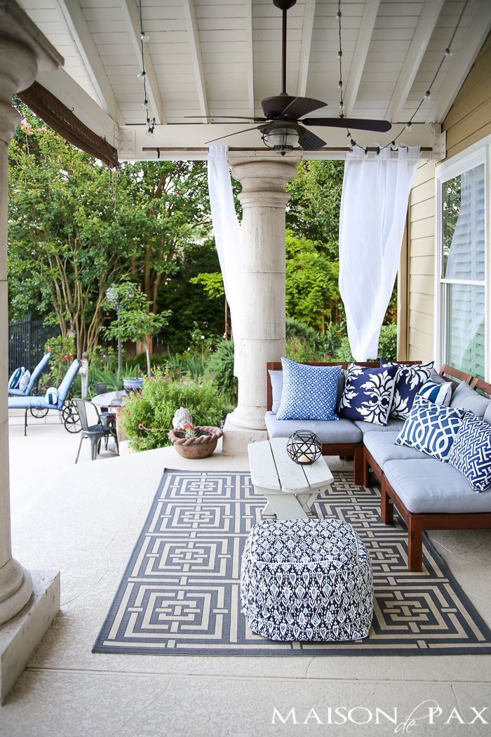 summer decorating ideas home tour