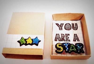 Motivational Matchboxes