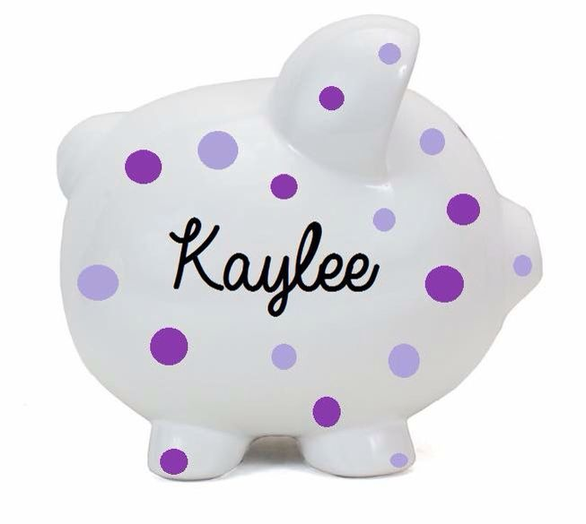 13 best baby piggy banks images on pinterest baby piggy banks check out personalized piggy bank boy piggy banks personalized ceramic piggy bank polkadot baby boy new baby gift baby shower birth gift on negle Choice Image