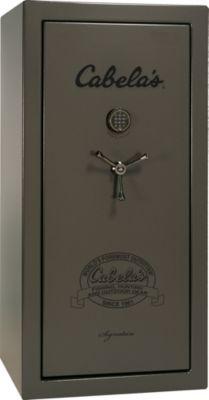 Cabela's Signature Series gun safe  #CabelasWishList