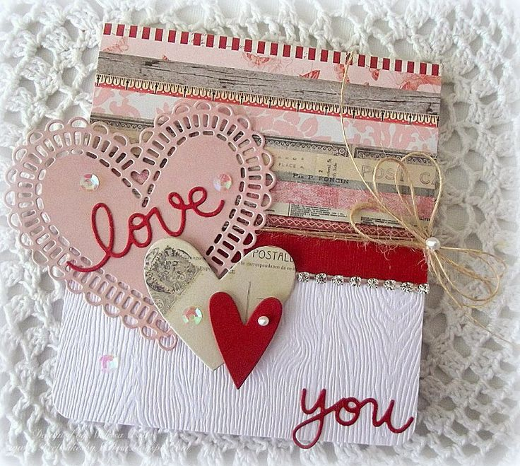 Created by Melissa for the Simon Says Stamp Wednesday challenge (Have a Heart) using some fun Simon Says Exclusives.  February 2014