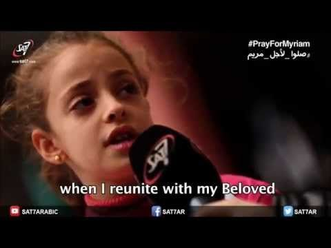 Unafraid of ISIS, Iraqi Girl's Faith Beyond Viral - World - CBN News - Christian News 24-7 - CBN.com