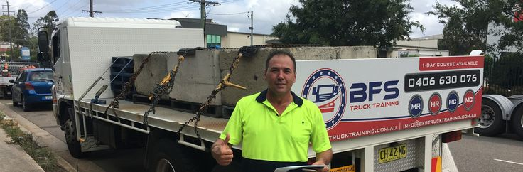 Get HR Heavy Rigid Licence for High GVM Trucks by learning from the experts at BFS Truck Training Institute based at Prestons Sydney. What you need is a patient Accessor and a great course content to get you the required guidance and confidence to drive a GVM.