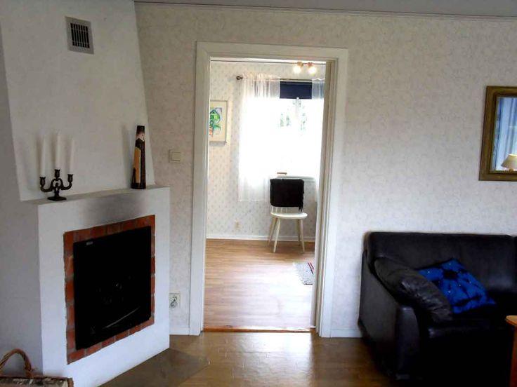 Klasamåla Annas Hus. Modernes renoviertes Ferienhaus nur 150 m zum See Åsnen, Tingsryd Kommun, Småland, Schweden