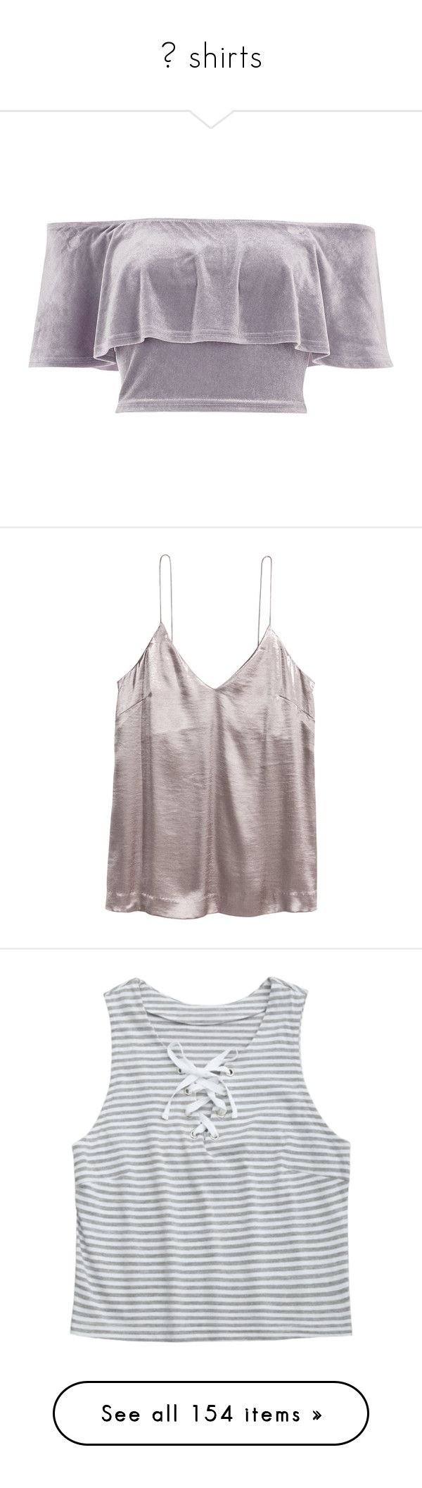 """""""♡ shirts"""" by s-erene ❤ liked on Polyvore featuring tops, crop top, shirts, crop, grey, sale, gray crop top, short-sleeve shirt, velvet top and grey crop top"""