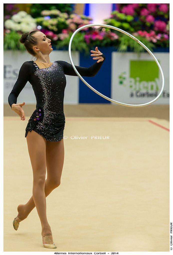 Ganna Rizatdinova, Ukraine