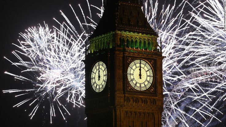 Big Ben ---New Years 2013--Photos: The world rings in the new year - CNN.com