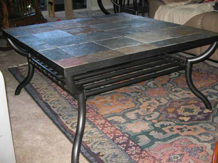 Antigo Slate Coffee Table
