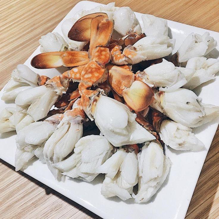 ChanthaburiThailand  700 THB -กรรเชยงป เนนๆ เตมๆคำ- #EPcaloriesproject #seafood #thailand #seafoodthailand #chanthaburi #crab #lumpcrabmeat #yummy #foodporn #foodlovers #instafood #aroibkk #aroihere #aroii #bonappetitbkk #chubbycheek_th #eatingfood #enfoodgallery #foodie #foodanyway #eatandshout #kinlag #paidonnnn #starvingtime