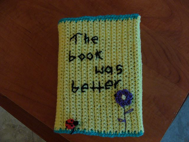 Book Cover Crochet Hook : Best crochet book cover ideas on pinterest