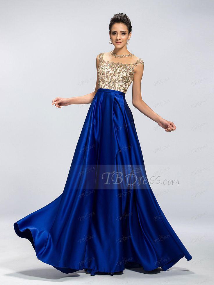 Tbdress cheap latest prom dresses 79945