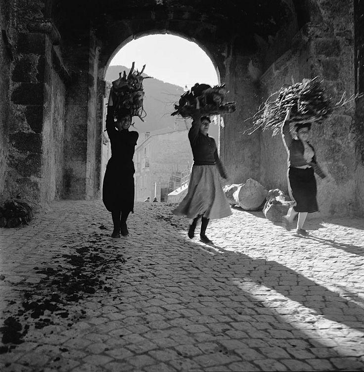 Scanno, 1957-59 by Renzo Tortelli