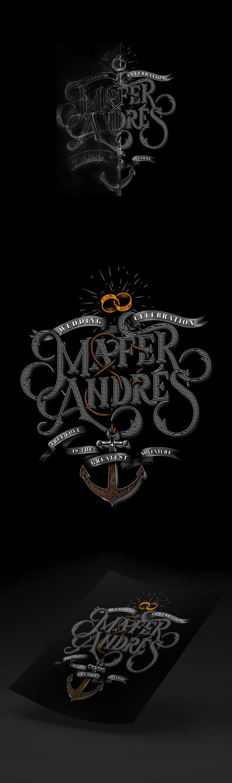T shirt design inspiration typography - The Work Of Havi Cruz Abduzeedo Design Inspiration Script Letteringtypographic Designtypography Inspirationtee