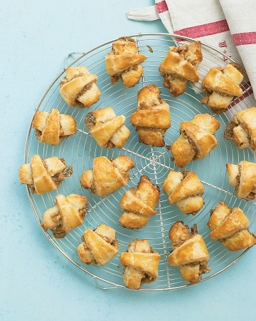 Walnut and Brown-Sugar Rugelach