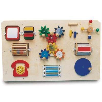 Activity Board For Wall Mounting | Snoezelen® Multi Sensory Rooms and Sensory Equipment | Rompa