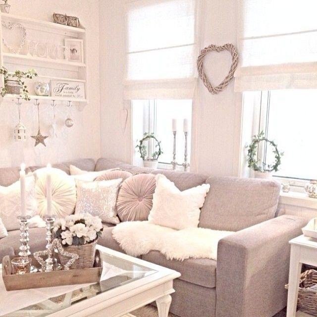 cosy corner sofa, fluffy cushions!