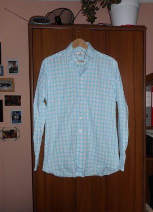 Kup mój przedmiot na #vintedpl http://www.vinted.pl/odziez-meska/koszule/10664385-prosta-koszula-od-da-vinci