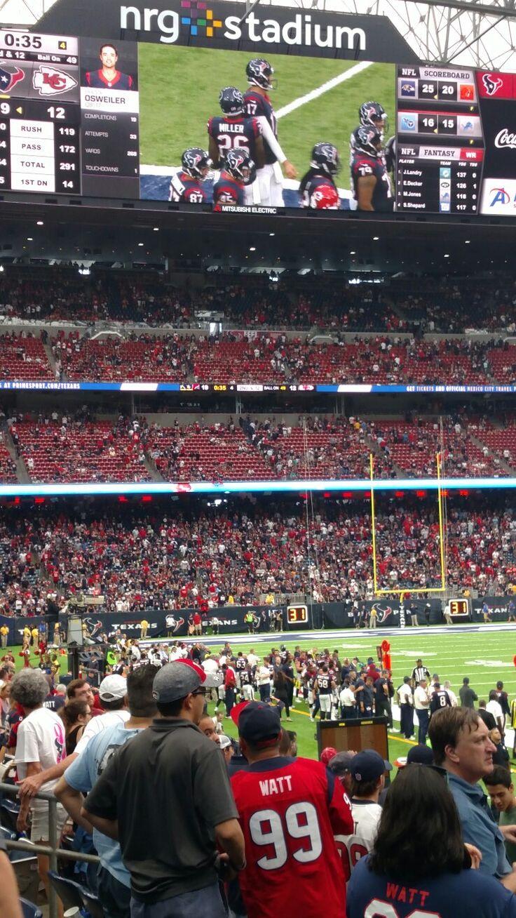 Texans win.
