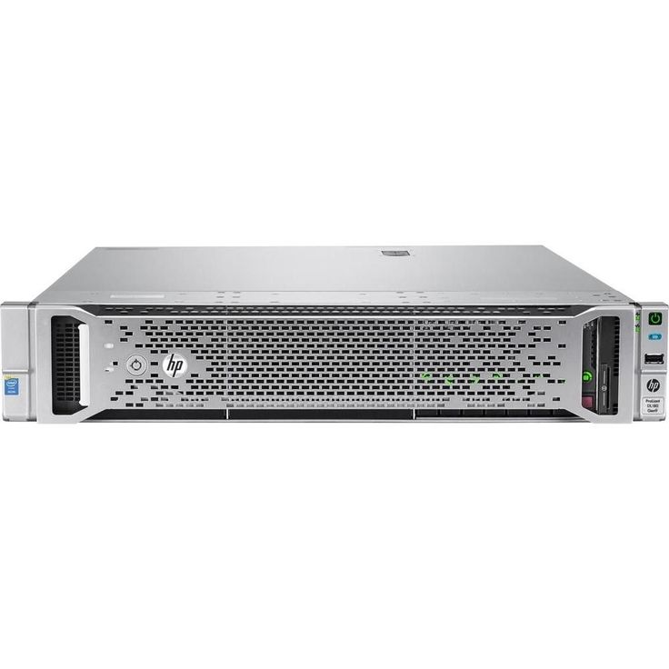 HP ProLiant DL180 G9 2U Rack Server - Intel Xeon E5-2603 v3 Hexa-core (6 Core) 1...