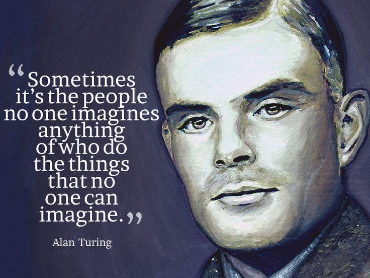 The Alan Turing Law | Nina's Soap Bubble Box