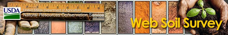 Another link to a great resource for mapping your particular soils and helping to determine productivity and native plant species, etc.