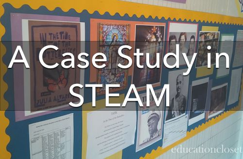 Science case study ideas
