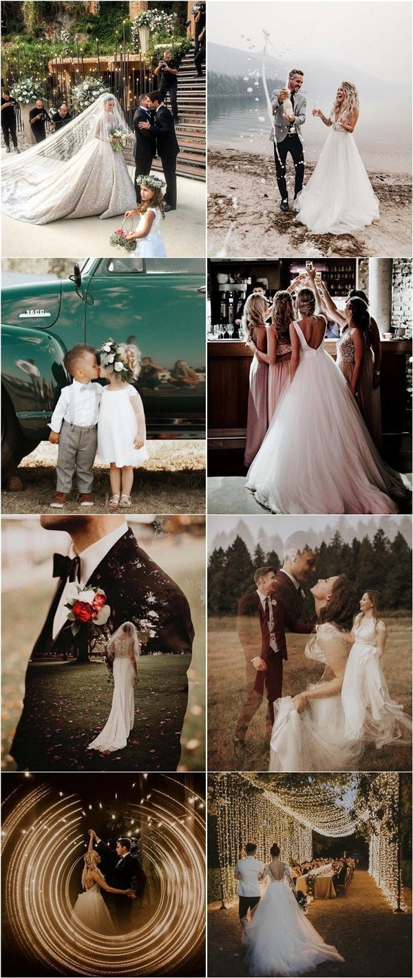 20 Must-Have Wedding Photo Ideas You'll Want To Steal - #Ideas #MustHave #phot... - Wedding Fotoshooting