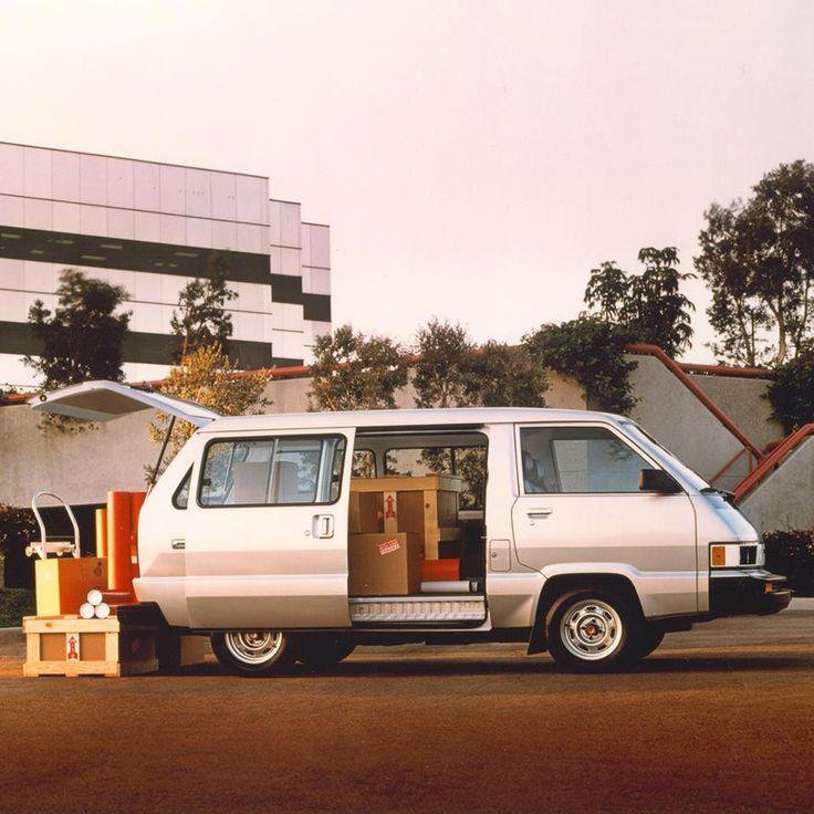 1986 #Toyota Cargo Van