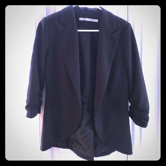 Frenchi Blazer - Small - from Nordstrom Perfect condition!  Bought at Nord Rack for $60 Frenchi Jackets & Coats Blazers