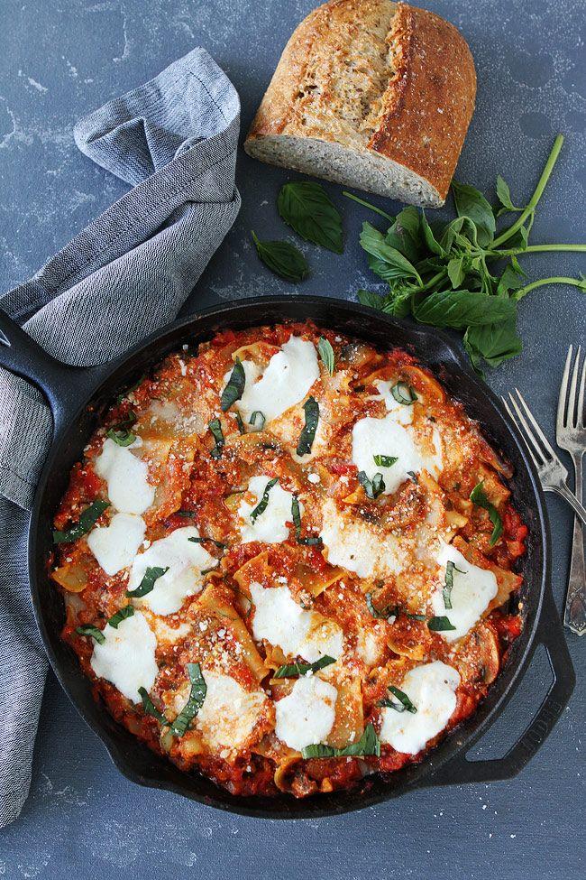 Prego extra easy lasagna recipe