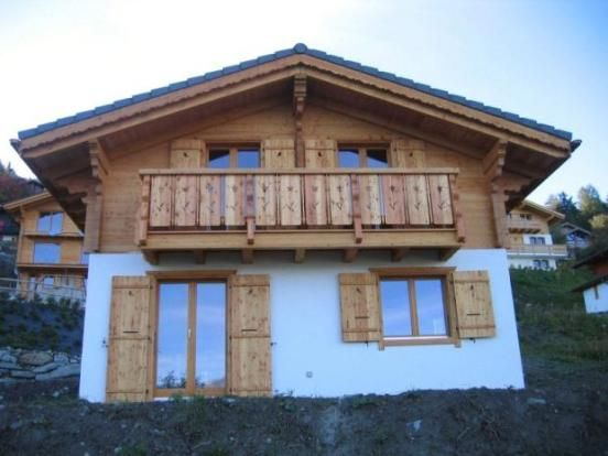 Chalet style house for sale