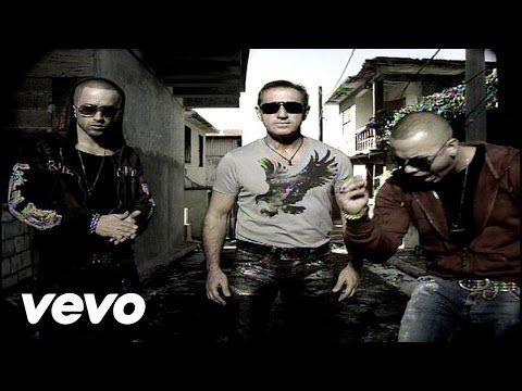 Wisin & Yandel - Oye Donde Esta El Amor ft. Franco De Vita - YouTube