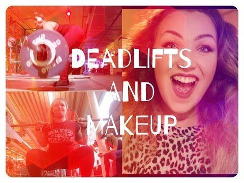 Crossfit, Deadlifts and Makeup! Weekend Vlog