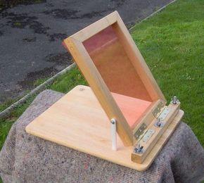 Delightful portable design for screen printing!