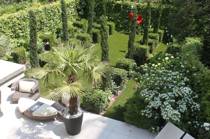 Les 339 meilleures images du tableau des jardins comme for Jardin xavier de chirac