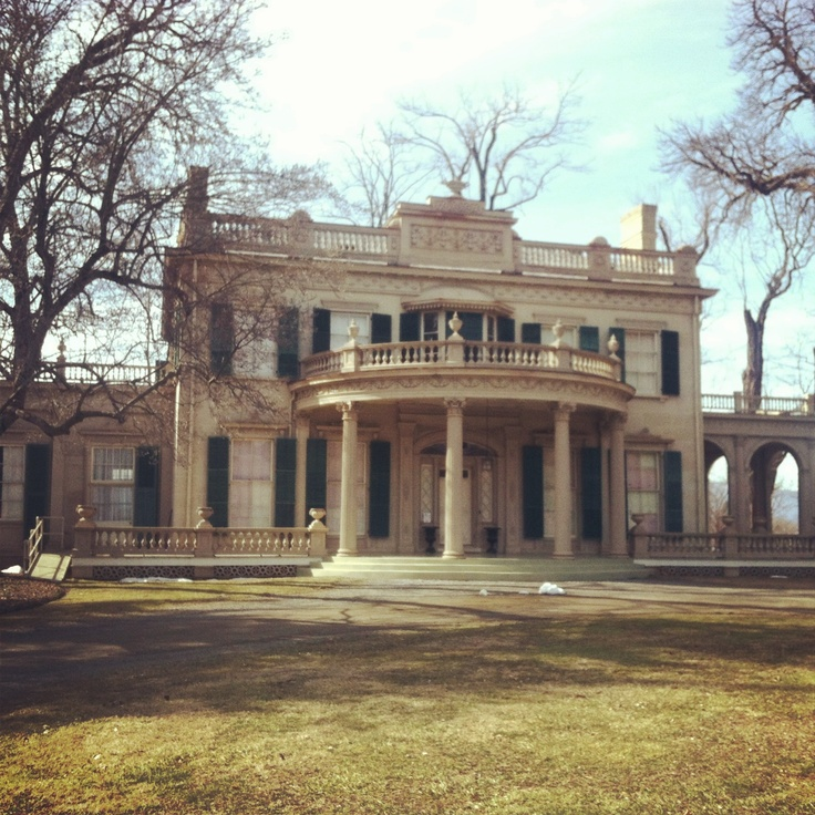 What Movie Was Filmed At Westbury Gardens: Montgomery Place, Rhinebeck, NY