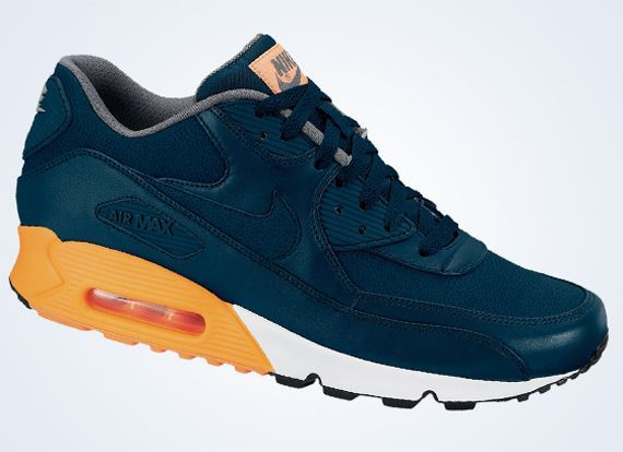 timeless design bc1be 8e137 ... awesome Sneakers -Nike Air Max 90 Nike Air Max 90 PRM Dark Obsidian ...