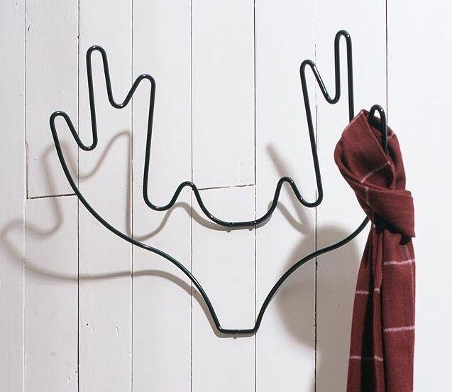 Как сделать оленьи рога из проволоки фото 289