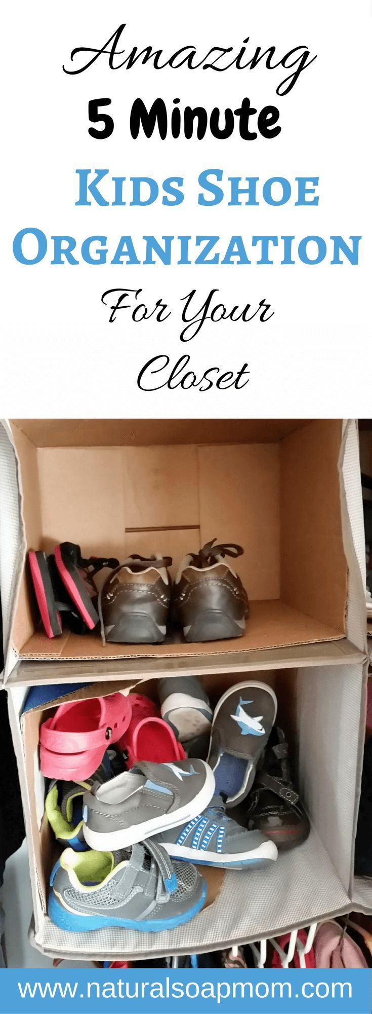 the no mudroom solution is here kids shoe is easy with these diy closet